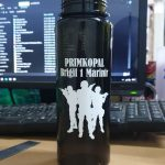 My Bottle Color Costum Sablon Primkopal Brigif 1 Marinir